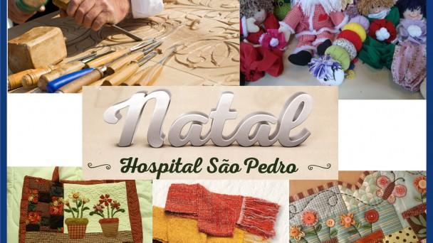 Aparador Pelos Masculino ~ Programa Gaúcho do Artesanato participa de feira de Natal do Hospital S u00e3o Pedro Fundaç u00e3o