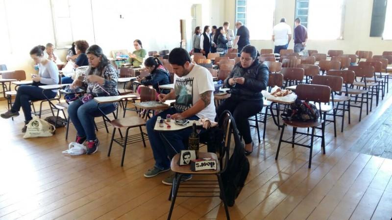 Aparador Pelos Masculino ~ Programa Gaúcho do Artesanato realiza 32 avaliações para concess u00e3o de Carteiras de Artes u00e3o em